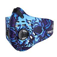 XINTOWN® Moto/Ciclismo Máscara Facial Impermeável / Respirável / A Prova de Vento / Anti-Estático / Reduz a Irritação / ConfortávelNailom