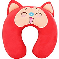 1 pcs Cotton / Polyester Travel Pillow,Nature Modern/Contemporary
