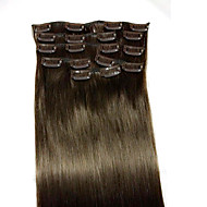 (22) # 2 레미 헤어 확장 형 인간의 머리카락 확장 소재 스타일의 단위 중량 (80g)