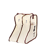 Textiel voor Schoenbeschermer Dit voetkussentje kan door likdoorns veroorzaakte pijn verlichten en de druk weghalen van de voorvoet.Zwart