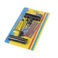 dekkreparasjonssett for dekk reparasjon av verktøy