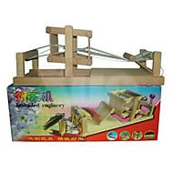 Rollelegetøj Pædagogisk legetøj Kvadrat Træ Drenge Pige