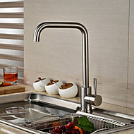 High Quality Fashion 304 Stainless Steel Kitchen Vessel Faucet