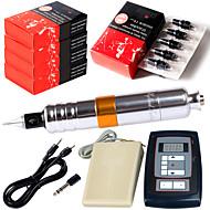 Electrisch Wenkbrauwen / Lippen / Eyeliners Aluminiumlegering 7-12VC DC pro make-up machine