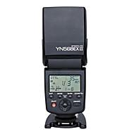 yongnuo® yn - 568 s bleskem druhé generace 1/8000 ze druhé vysokorychlostní synchronní a ttl velký index master pro Canon