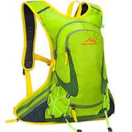 Sportok Kerékpáros táska 15LKerékpár Hátizsák hátizsák Kerékpáros táska Nejlon Kerékpáros táska Szabadidős sport Kerékpározás