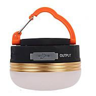 תאורה פנסים ותאורה לאוהל LED Lumens 3 מצב LED ניתן לטעינה מחדש גודל קומפקטי קל לנשיאה Wirelessמחנאות/צעידות/טיולי מערות שימוש יומיומי