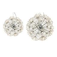 Kattokruunu ,  Moderni Kromi Ominaisuus for Kristalli LED suunnittelijat Metalli Living Room Makuuhuone Ruokailuhuone Työhuone/toimisto