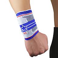 Podpora ruky a zápěstí Podpora zápěstí pro Volnočasové sporty Badminton Cyklistika/Kolo Běh Unisex Snadné oblékání Thermal / Warm Ochranný