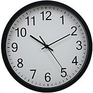 Modern/Hedendaags / Informele / Kantoor/Zakelijk Familie / Verjaardag Wandklok,Rond / Nieuwigheid Metaal / Kunststof Voor Binnen Klok