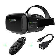 VR 3D Virtual Reality Headset VR 3D Movie Game Glasses for Smartphone whit Gift OTG for Android Smartphone