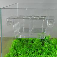 straturi duble acvariu rezervor de reproducție transparent