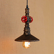 40 Függőlámpák ,  Rusztikus Régies (Vintage) Ország Antik bronz Funkció for Mini stílus A tervezők FémNappali szoba Hálószoba Étkező
