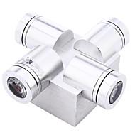 AC 110-130 AC 220-240 4 Integrerad LED Modern/Samtida Borstad Särdrag for Flush Mount Lights,Stämningsljus Vägglampetter vägg
