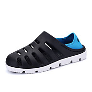 Men's Sandals Spring Summer Fall Moccasin Synthetic Outdoor Casual Flat Heel More Color Water Shoes EU37-43
