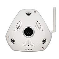 HOSAFE 1.3 MP Boltozatos Otthoni with IR-cut 32(Éjjel-nappali Mozgásérzékelő Kettős videó jelfolyam (Dual Stream) Távelérés IR-cut Wi-Fi