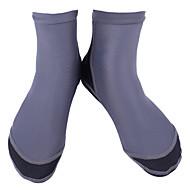 Sapatos para Água Mergulho e Snorkeling Natação Neopreno Lycra Náilon