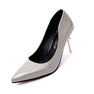 Homme-Décontracté-Rose Rouge Blanc Gris-Talon Bas-Confort-Chaussures à Talons-Polyuréthane