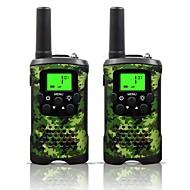 armygreen e camo para talkies crianças walkie 22 canais e (até 10 km em áreas abertas) armygreen e walkie talkies camo para crianças (1