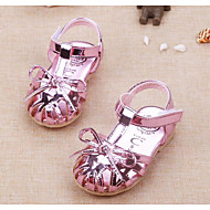 Girls' Baby Sandals Comfort Leather Athletic Casual Outdoor Running Comfort Gold Silver Blushing Pink Flat