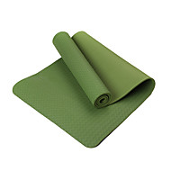 TPE Mats Yoga Eco-friendly Inodore 4.0 mm Verde Other