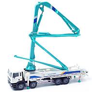 רכב בנייה צעצועים צעצועים רכב 1:60 ABS פלסטיק מתכת ירוק צעצוע בניה ודגם
