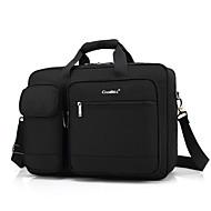 sac à main 15,6 pouces multi-compartiment épaule portable sac pour dell / hp / sony / acer / lenovo etc
