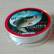 150/165 יארד Monofilament חוט דיג לבן 20LB 0.16 mm ל דיג כללי