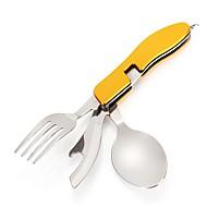 Nerez Hliník Sady talířů stolní nádobí  -  Vysoká kvalita