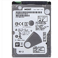 HGST 500GB Laptop / Notebook harddisk 5400rpm SATA 3.0 (6 Gb / s) 8MB Cache 2.5 tommer-HTS545050A7E680
