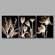 Lienzo de la lámina Abstracto Modern,Tres Paneles Lienzos Horizontal lámina Decoración de pared For Decoración hogareña