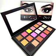 1Pcs Eyeshadow 18 Colors Rose Gold Textured Make Up Eyeshadow