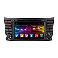 Ownice 7 Quad Core Car DVD Player For Mercedes Benz E-Class W211 2002 - 2008 Android 6.0 Support 4G LTE with 2GB RAM