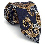 BXL13 Mens Necktie Tie Multicolor Paisley 100% Silk Business Fashion Wedding For Men