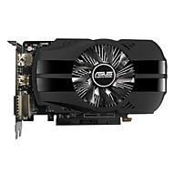 asus videa grafická karta ph-gtx1050-2g 1353-1455mhz / 7008mhz 2GB / 128bit GDDR5 PCI-e 3.0