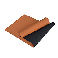 Jóga Mats Eco Friendly Szagmentes 6 mm Piros Kék Orange Bíbor Other