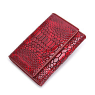 Women Wallet Patent Leather Casual Event/Party Office & Career