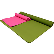 Yoga Mats Ecológico Sem Cheiros 8.0 mm Verde Other