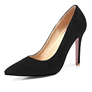 Women's Heels Spring Summer Fall Winter Other Slingback Comfort Novelty PU Synthetic LeatheretteWedding Office &