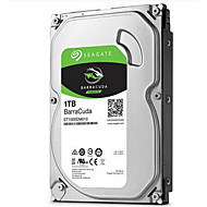 Seagate 1TB Desktop Hard Disk Drive 7200rpm SATA 3.0 (6 Gb / s) 64MB CacheBarraCuda