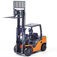 Gabelstapler Fahrzeug Spielzeuge Auto Spielzeug Metall ABS Plastik Orange Druckguss & Spielzeugautos