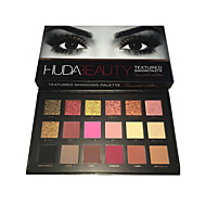18 colors eye shadow Lidschattenpalette Trocken Lidschatten-Palette Puder Set Alltag Make-up
