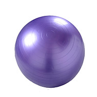 75cm Fitnessboll PVC Purpur Unisex Other