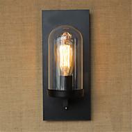 ac 220-240 40 E27 land retro maleri funktion for pære inkluderet øjenbeskyttelse, omgivende lys væg sconces væglampe