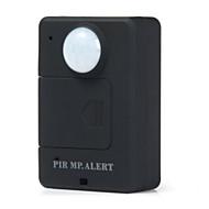 Smart PIR MP Alert A9 Anti-theft Monitor Detector GSM Alarm System for Home - EU Plug