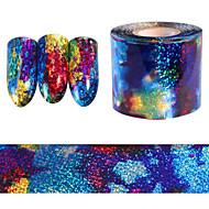 1pcs Nail Art matrica csipke matrica smink Kozmetika Nail Art Design