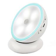 0,5W kreative Schlafzimmer Korridor 360 Grad drehbaren führte menschlichen Induktionslampe (5 V USB-Aufladung) Lade