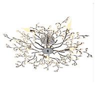 Lustres ,  Contemprâneo Cromado Característica for Estilo Mini Designers MetalSala de Estar Quarto Sala de Jantar Quarto de