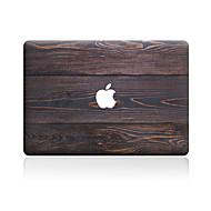 1 Pça. Resistente a Riscos Madeira De Plástico Transparente Adesivo Estampa ParaMacBook Pro 15'' with Retina MacBook Pro 15 '' MacBook