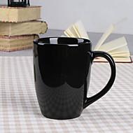 Minimalismus Trinkbecher, 400 ml Dekoration Keramik Kaffee Milch Gläser und Tassen für den täglichen Gebrauch